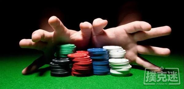 论德州扑克牌手的全压心态