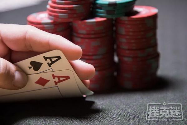 烫手的AA |德州扑克牌局分析
