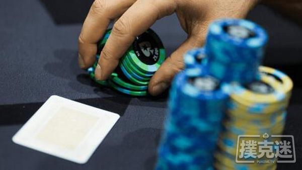 德州扑克中浅谈反主动下注