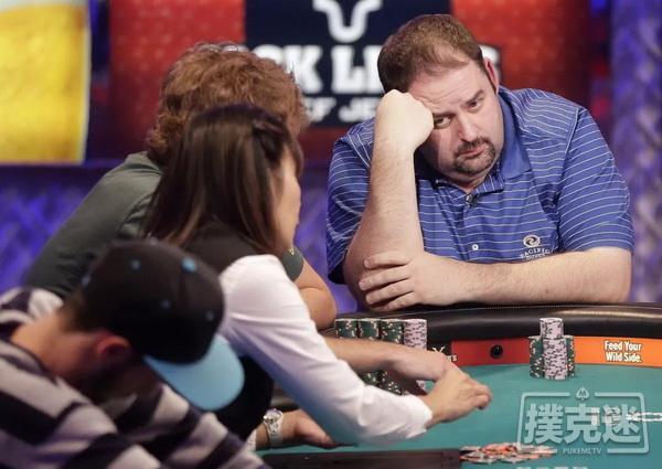 德州扑克中运气差时,不控制住这五种行为会输更多