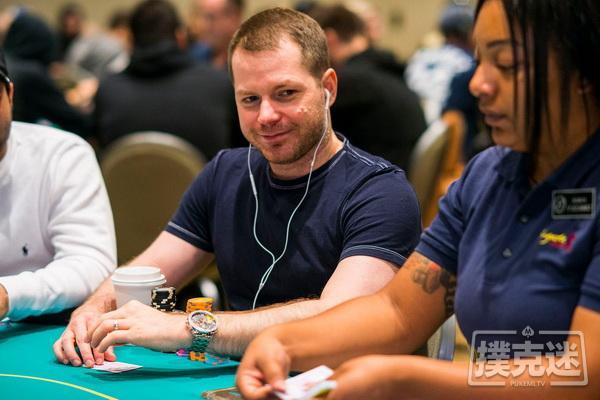 "Jonathan Little:大多数锦标赛钱圈选手其实都是扑克圈""最大的输家"""