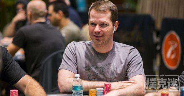 Jonathan Little谈扑克:如何应对小筹码在泡沫圈的全压
