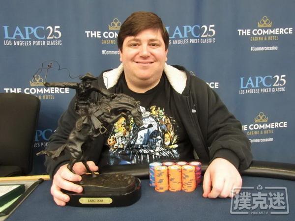 Randy Ohel:我看不到自己在扑克中的未来