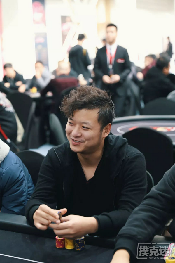 国人牌手故事 | 被幸运女神眷顾的李祥来:拥有梦幻开局,扑克教会我很多!
