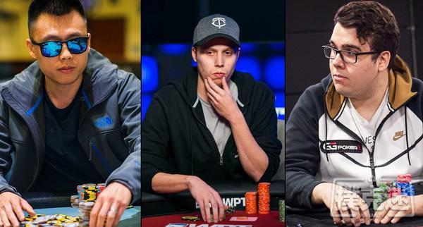 ng Liu, Ian Steinman和Patrick Tardif谈扑克的成功进阶