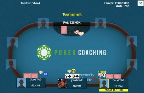 德州扑克Jonathan Little锦标赛问题集-4