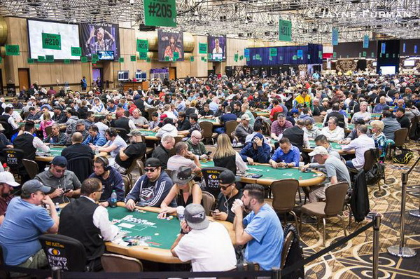 德州扑克我偏爱在WSOP期间打小注额赛事的五个原因