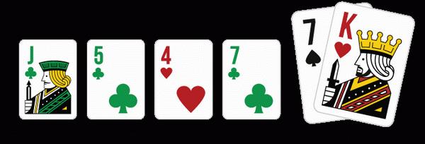 德州扑克何时跟注对手的大注?