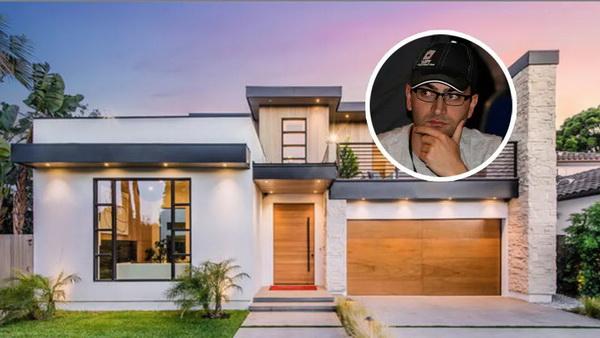 Antonio Esfandiari花费540万购入豪宅