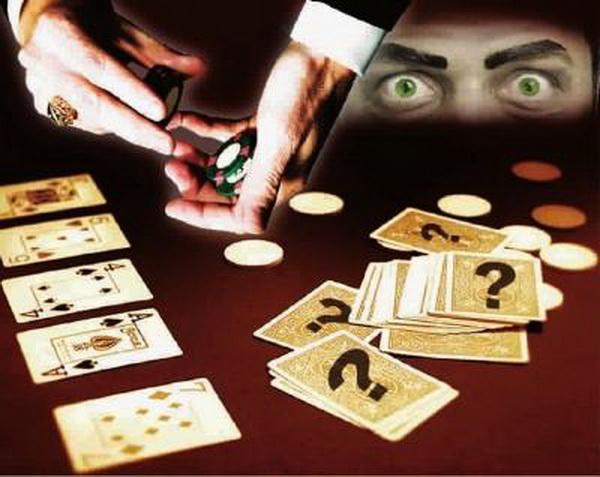 德州扑克用AA底牌3bet