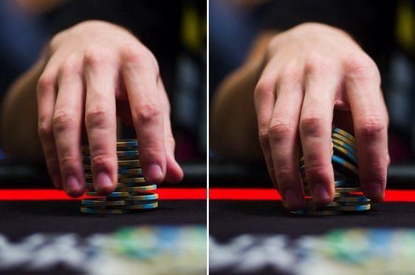 德州扑克用小筹码防守