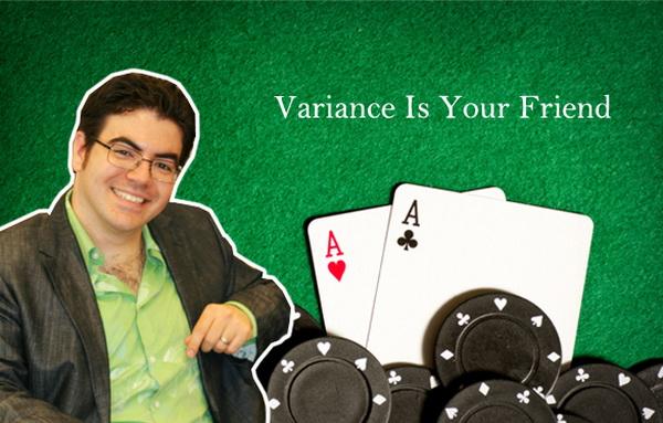 德州扑克波动是你的朋友