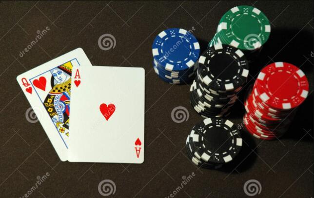 德州扑克浅谈AQ的翻前再加注