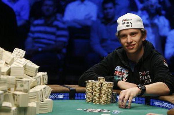 德州扑克获得即时收益