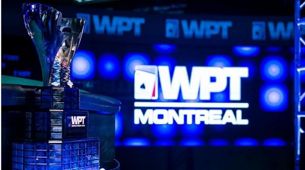 200万保证金的WPT蒙特利尔赛区周日开赛
