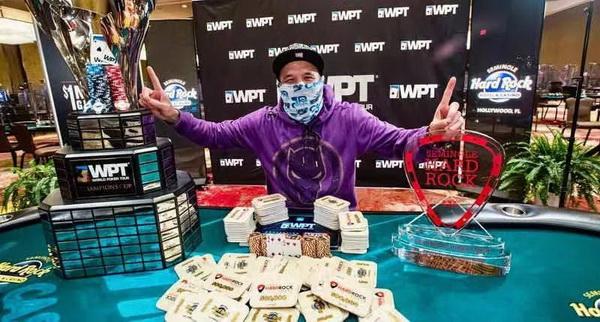 Ilyas Muradi赢得WPT现场主赛事冠军 扑克夫妻成为对手 为WSOP金戒指单挑进行对决