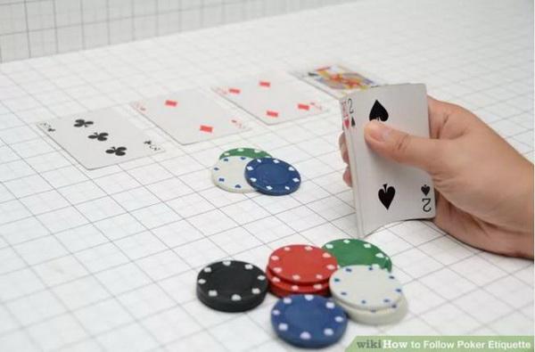 如何遵守德州扑克礼仪