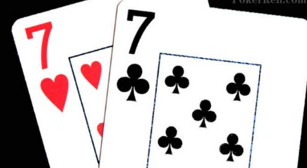 德州扑克如何游戏中等对子
