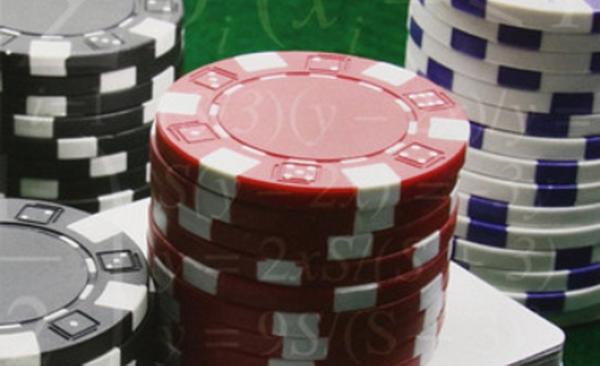 德州扑克奇偶博弈