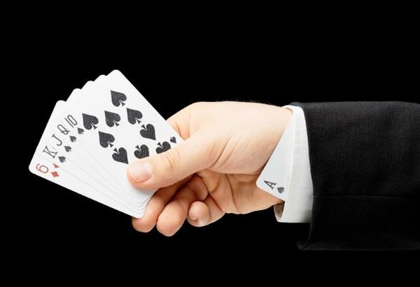 德州扑克如何处理牌桌言语挑衅