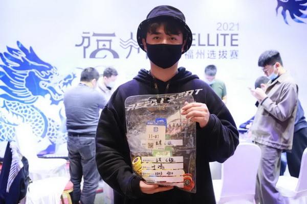 2021CPG福州站|主赛1187人次参赛,349人晋级第二轮!
