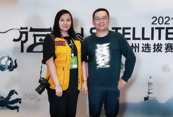 马小妹儿专访CPG新科冠军——林蔚!