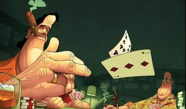 德州扑克你知道对手主动亮牌意味着什么吗?