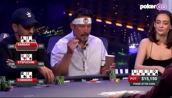 德州扑克在复杂的三人牌局中,顶三条该怎么打?