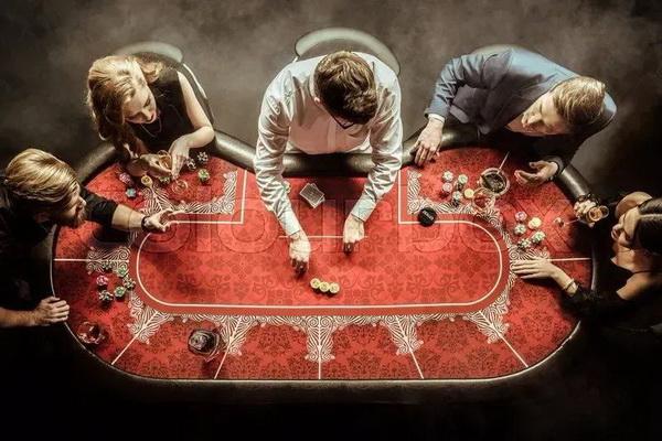 这十个德州扑克思维错误