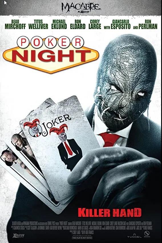 """好莱坞巨星罗素-克劳将出演扑克大片 """"扑克脸"""""""