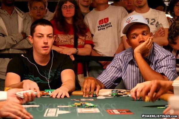 Tom Dwan和Phil Ivey将举行WPT线上单挑赛?