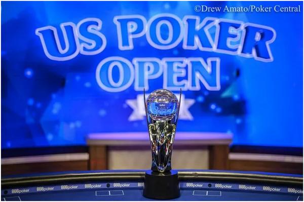 美国扑克公开赛下周回归,12场决赛桌将被直播