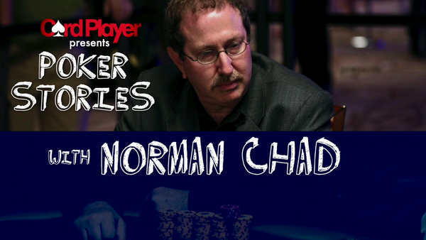 黑客盯上了传奇扑克评论员Norman Chad!