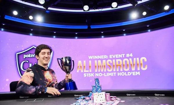 拿下第八冠Ali Imsirovic在2021年已经超神